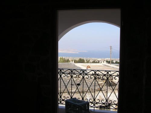 A balcony or terrace at Seaview Villa