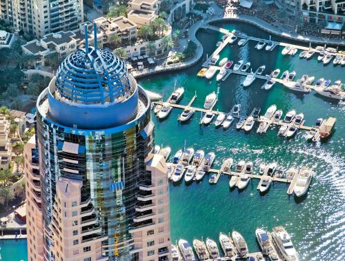 Marriott Hotel Dubai Marina Restaurants
