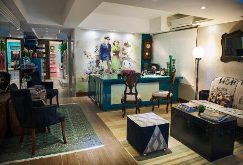 Porto Retrô Flat Boutique