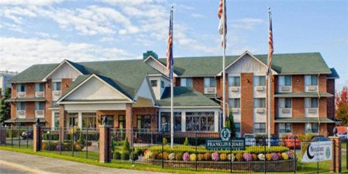 Best Western PLUS Franklin Square Inn