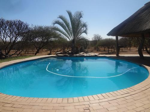 Tshukudu Game Lodge - Hoedspruit