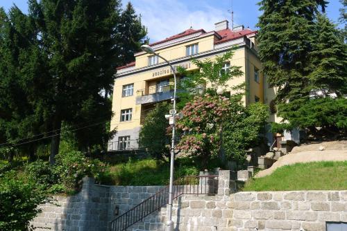 Villa Wildner Výsluní