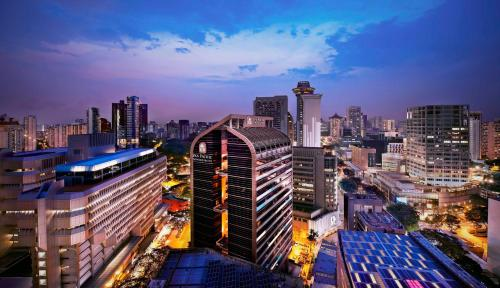Pan pacific serviced suites orchard singapore singapur aktualne ceny na rok 2018