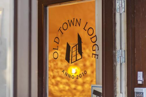 Foto hotell Old Town Lodge