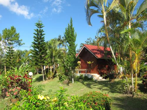 住宿 Thai Loei 300 Pi Resort 泰國黎府皮300度假村, Phu Rua, 泰國
