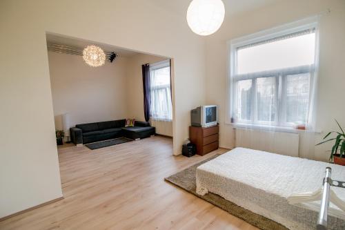 A room at B32 Gellért Apartment