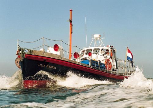 Reddingsboot Harlingen Boat