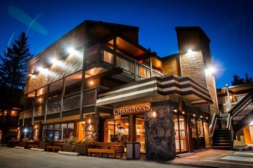 Charltons Banff