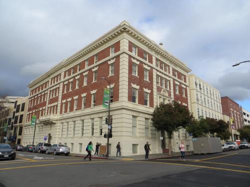 Karta Berkeley California.Downtown Berkeley Ymca Hotel And Residence Berkeley Atnaujintos