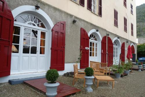 Hotel Restaurant Le Torrent