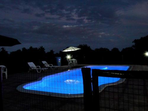 The swimming pool at or near Casa Mar a Vista