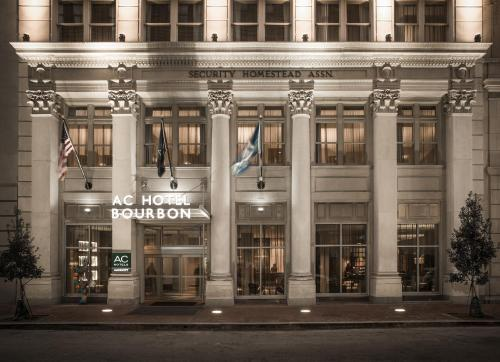 AC Hotels by Marriott New Orleans Bourbon
