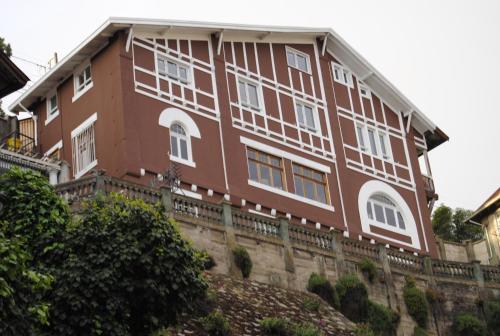 Chocolate Manor House