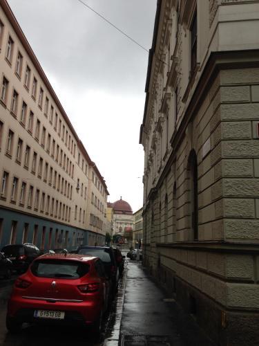 Zimmer und Appartements Trauttmannsdorffgasse