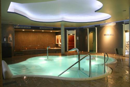 Berga Resort - The Mountain And Wellness Center - Spa