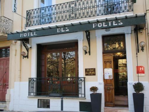 Hôtel Des Poètes