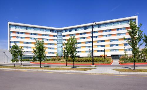 University of Calgary - Seasonal Residence at Alma
