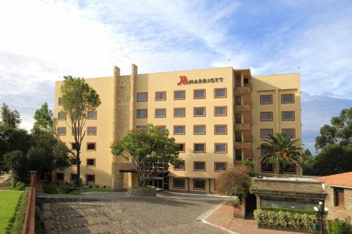 Marriott Puebla Hotel Meson del Angel