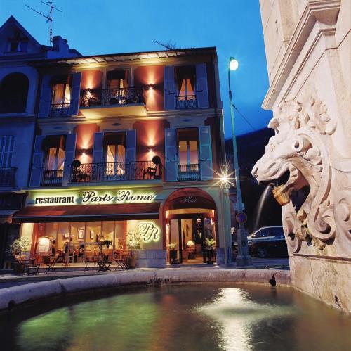 Paris Rome