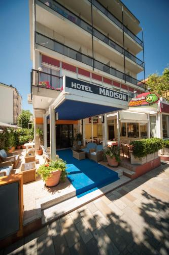 Hotel Madison, Riccione, Italy - Booking.com