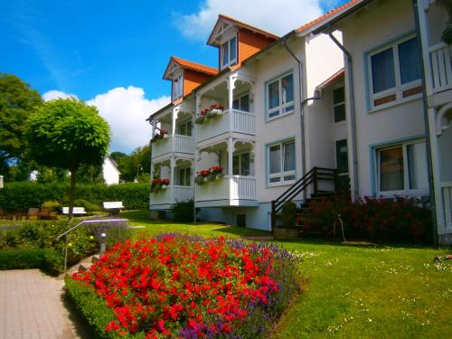 Apartmenthaus Binzer Sterne