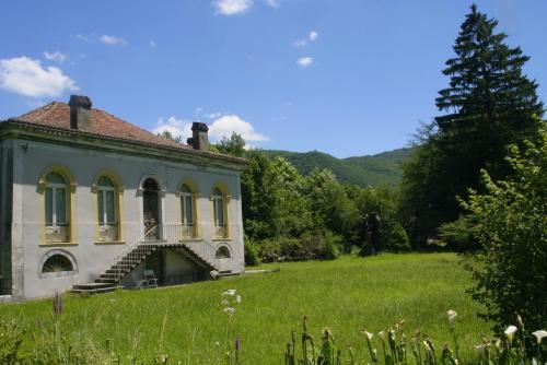 The Little Castle Pradias