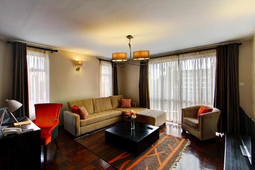 Nelson's Court Serviced Apartments