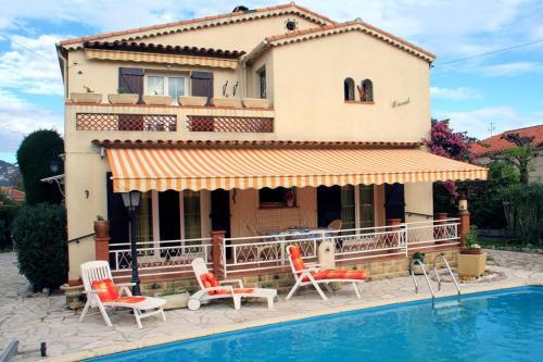 Villa l'Ecureuil 6p