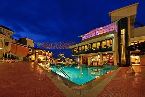 Clarks Exotica Conv., Resort & Spa