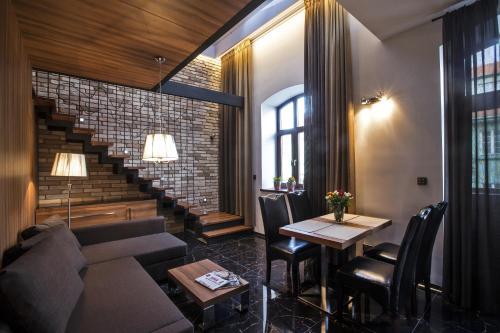 Posedenie v ubytovaní Zuckmann Villa