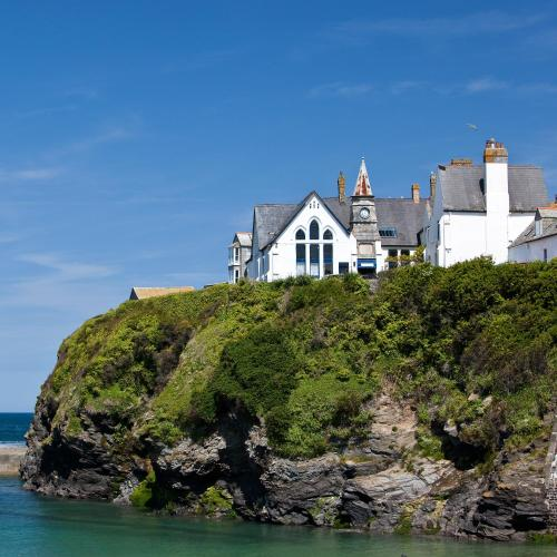 The Old School Hotel Port Isaac Uk Booking Com