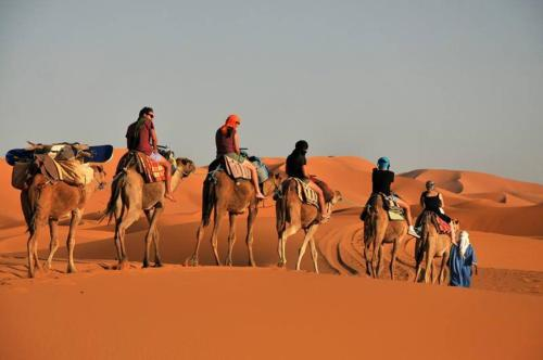 Merzouga Bivouac Excursion
