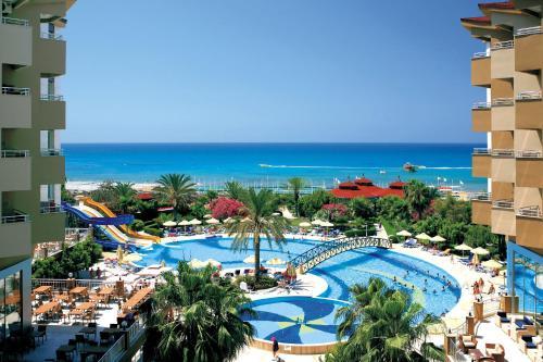 Hotel Terrace Beach Resort All Inclusive