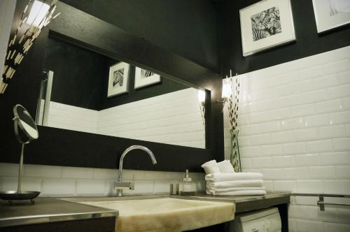 A bathroom at Lempika