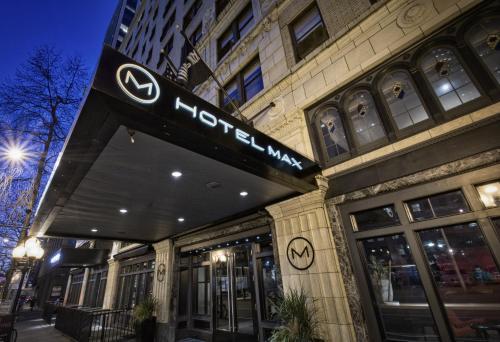 Hotel Max, a Provenance Hotel