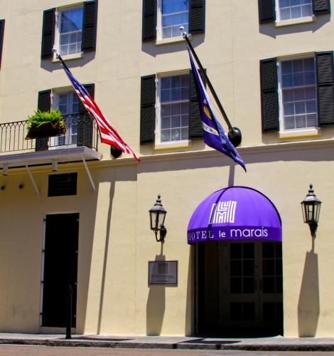 Hotel Le Marais.
