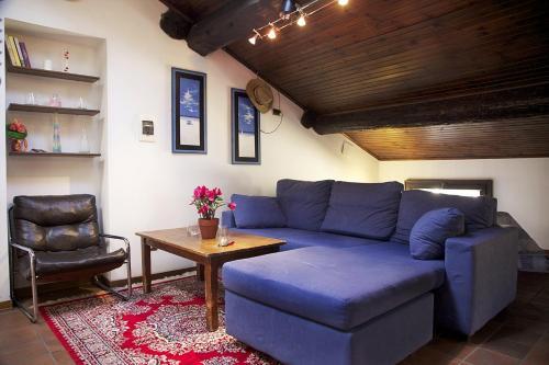 Area soggiorno di Alcova di Giulietta