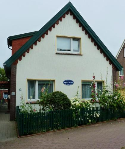 Ferienhaus Käptn's Hus