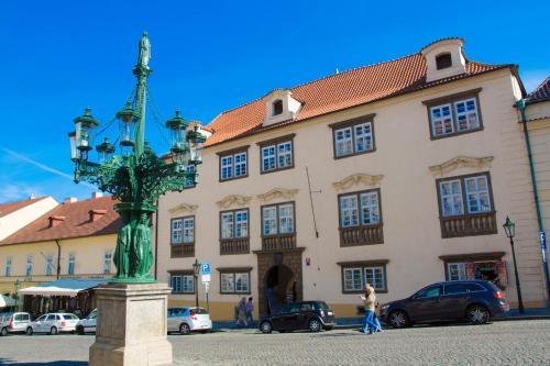 Apartment Loretánská