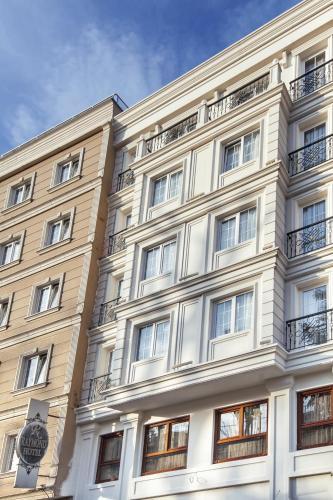Raymond Blue Hotel Turkei Istanbul Booking Com