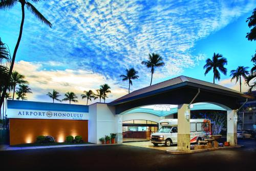 에어포트 호놀룰루 호텔