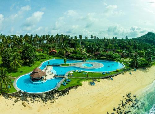 Resort Pestana Equador Ilheu das Rolas So Tom and Prncipe