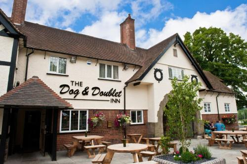 The Dog & Doublet Inn