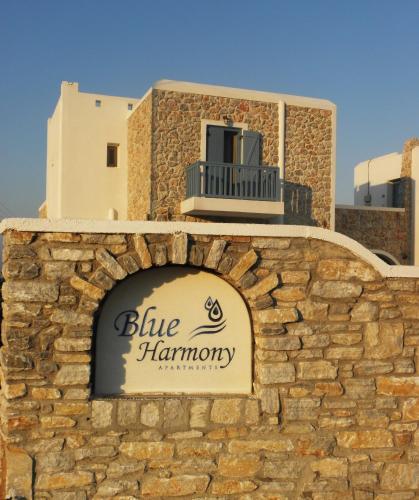 Blue Harmony Apartments