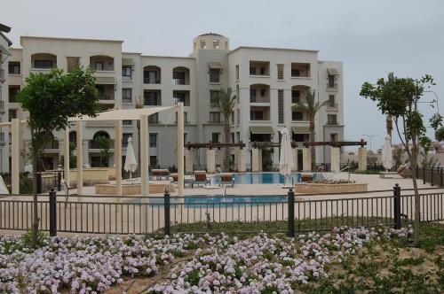 One-Bedroom Apartment at Marassi North Coast