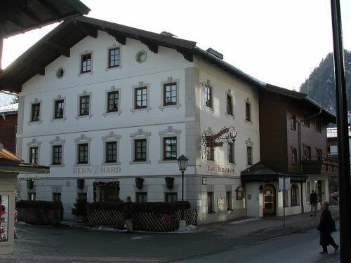 Hotel Garni Bernhard am See