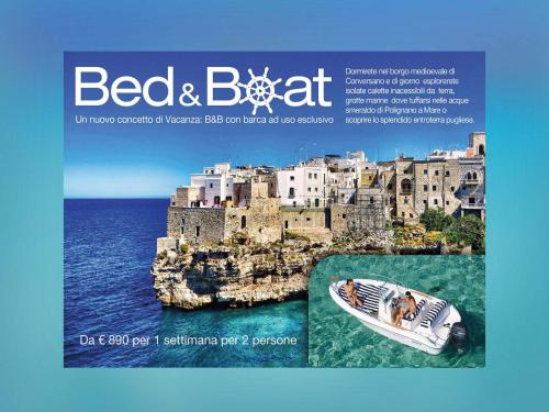 Casa Bed&Boat a Polignano