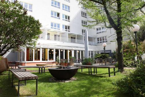 Bild på hotellet Hotel Grenzfall i Berlin