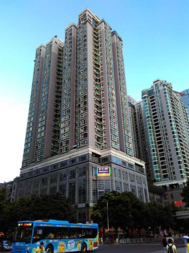 Sunshine Hostel (Guangzhou East Railway Station)