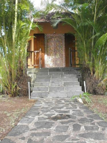 Bed and Breakfast Le Jardin de Beau Vallon, Mahébourg, Mauritius ...
